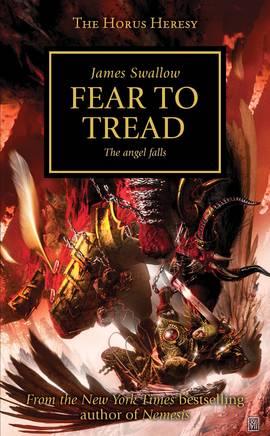 Fear to Tread (couverture originale)