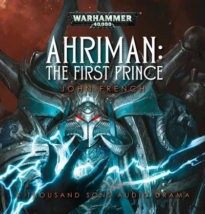 Ahriman : The First Prince (couverture originale)