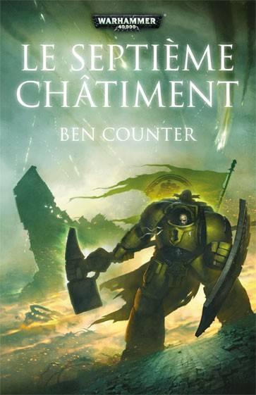 Le Septième Châtiment (couverture française)