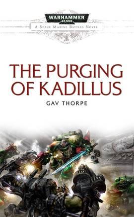 The Purging of Kadillus (couverture originale)
