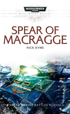Spear of Macragge (couverture originale)