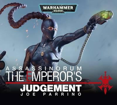 Assassinorum : The Emperor's Judgement (couverture originale)
