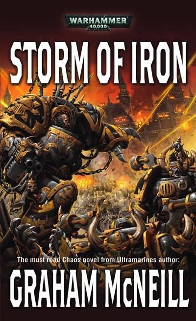 Storm of Iron (couverture originale)