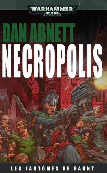 Necropolis (couverture française)