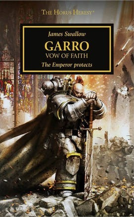 Garro : Vow of Faith (couverture originale)