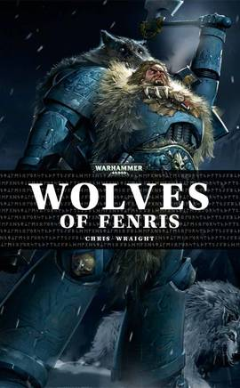Wolves of Fenris (couverture originale)