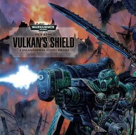 Vulkan's Shield (couverture originale)