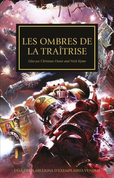 Les Ombres de la Traitrise (couverture française)