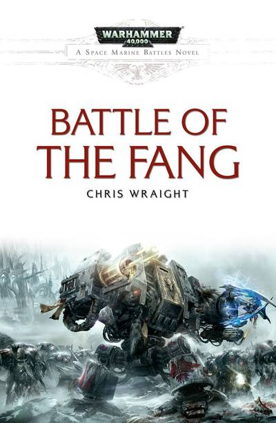 Battle of the Fang (couverture originale)