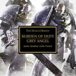 Garro : Burden of Duty & Grey Angel (couverture originale)