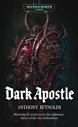 Dark Apostle (couverture originale)