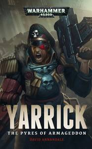 Yarrick : The Pyres of Armageddon (couverture originale)