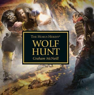Wolf Hunt (couverture originale)