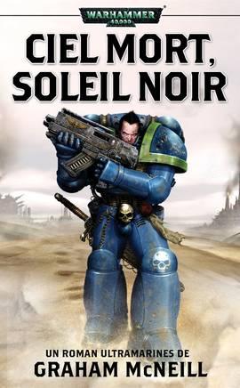 Ciel Mort, Soleil Noir (couverture française)
