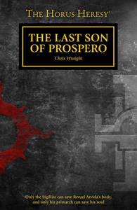 The Last Son of Prospero (couverture originale)