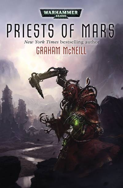 Priests of Mars (couverture originale)