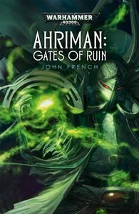 Ahriman : Gates of Ruin (couverture originale)