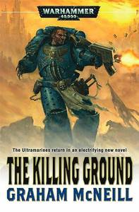 Killing Ground (couverture originale)