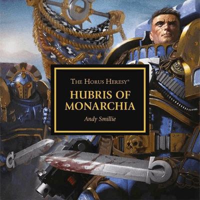 Hubris of Monarchia (couverture originale)