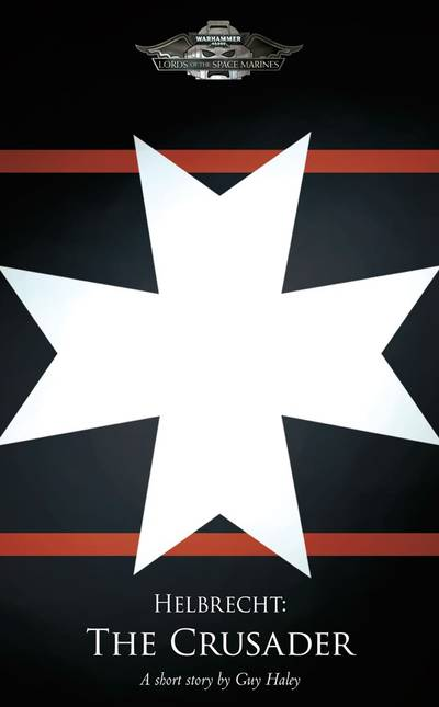 Helbrecht : The Crusader (couverture originale)