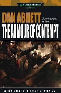 The Armour of Contempt (couverture originale)