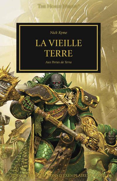 La Vieille Terre (couverture française)