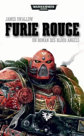 Furie Rouge (couverture française)