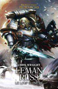 Leman Russ : Le Loup Suprême (couverture française)