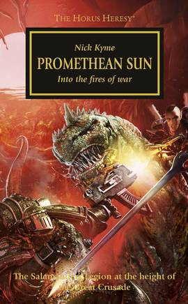 Promethean Sun (couverture originale)