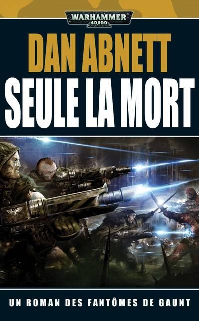 Seule la Mort (couverture française)