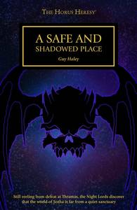 A Safe and Shadowed Place (couverture originale)