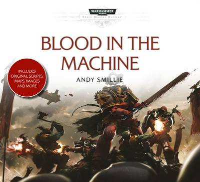 Blood in the Machine (couverture originale)