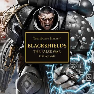 Blackshields the false war (couverture originale)