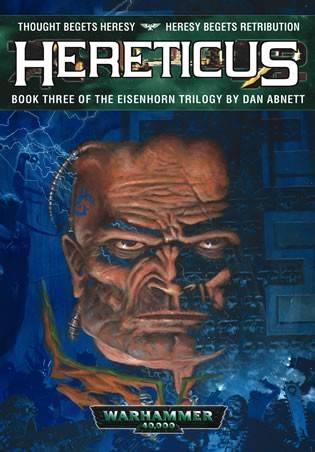 Hereticus (couverture originale)