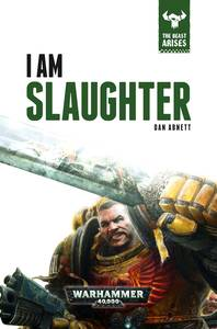 I Am Slaughter (couverture originale)