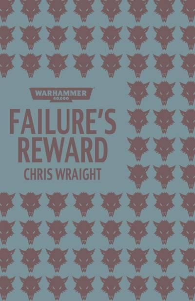 Failure's Reward (couverture originale)