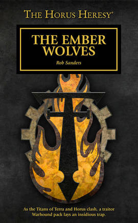 The Ember Wolves (couverture originale)