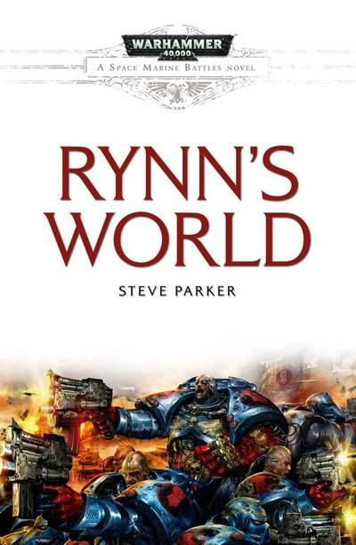 Rynn's World (couverture originale)