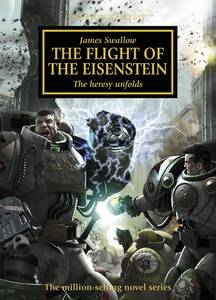 The Flight of the Eisenstein (couverture originale)