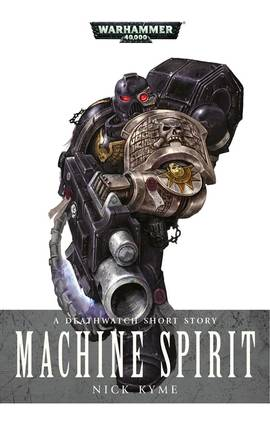 Machine Spirit (couverture originale)