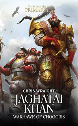 Jaghatai Khan : Warhawk of Chogoris (couverture originale)