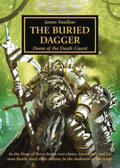 The Buried Dagger (couverture originale)
