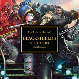 Blackshields : The Red Fief (couverture originale)