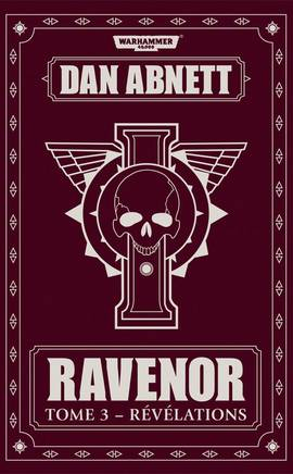 Ravenor - Révélations (couverture française)