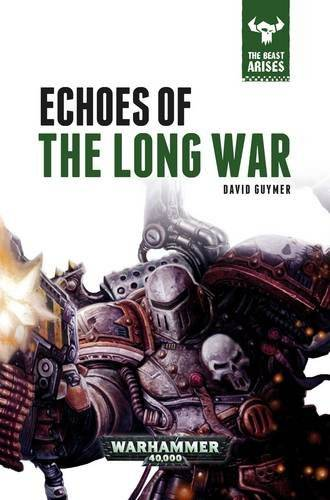 Echoes of the Long War (couverture originale)
