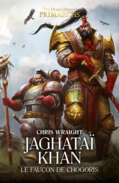 Jaghataï Khan : Le Faucon de Chogoris (couverture française)