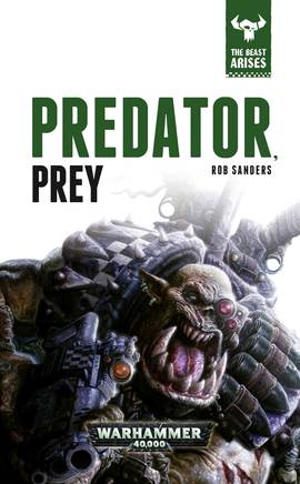 Predator, Prey (couverture originale)