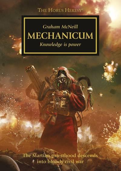 Mechanicum (couverture originale)