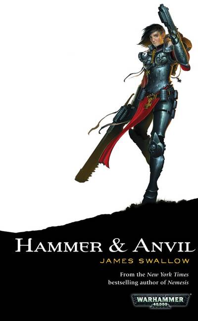 Hammer & Anvil (couverture originale)