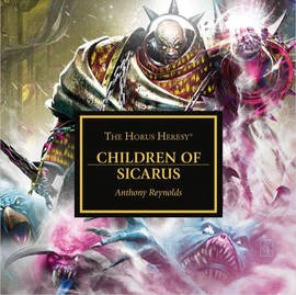 Children of Sicarius (couverture originale)
